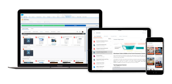 seismic sales enablement software