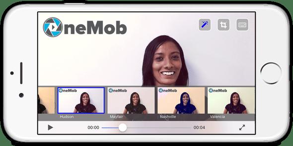onemob sales enablement software