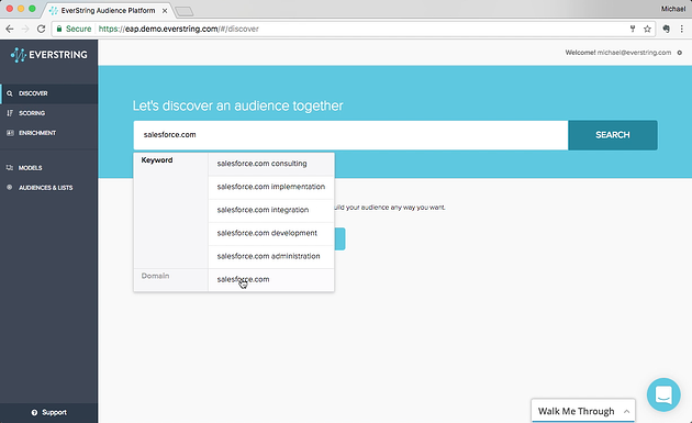 ever string sales enablement tool