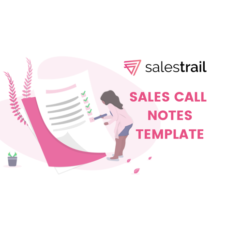 SALES CALL NOTES TEMPLATE (1)